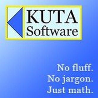 math worksheet : kuta software  free math worksheets  the teacher treasury : Math Worksheets Kuta